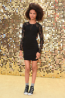 """Indeyarna Donaldson-Holness<br /> arrives for the World Premiere of """"Absolutely Fabulous: The Movie"""" at the Odeon Leicester Square, London.<br /> <br /> <br /> ©Ash Knotek  D3137  29/06/2016"""