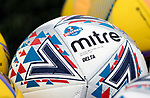 St Johnstone Training...   21.01.21<br />BetFred branded footballs pictured during training at McDiarmid Park ahead of Saturday's BetFred Cup semi-final against Hibs at Hampden.<br />Picture by Graeme Hart.<br />Copyright Perthshire Picture Agency<br />Tel: 01738 623350  Mobile: 07990 594431