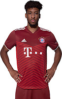29th August 2021; Munich, Germany; FC Bayern Munich official team portraits for season 2021-22:  Kingsley Coman