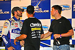 Jun 9, 2010; 11:12:43 PM; Rossburg, OH., USA; The sixth running of the Gillette Fusion ProGlide Prelude to the Dream XVI  Dirt Late Models at the Eldora Speedway.  Mandatory Credit: (thesportswire.net)