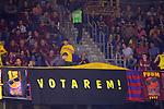 League ACB-ENDESA 2017/2018. Game: 1.<br /> FC Barcelona Lassa vs Baskonia: 87-82.
