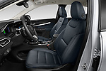 Front seat view of 2022 Chevrolet Bolt-EUV LT 5 Door suv Front Seat  car photos