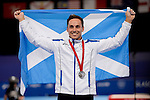 Commonwealth Games Gymnastics Mens All Round Finals 30.7.14. Dan Keatings takes Silver Medal for Scotland . Photos by Alan Edwards  www.f2images.com