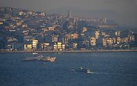 Europe/Turquie/Istanbul : Navigation sur le Bosphore et la ville - La rive asiatique