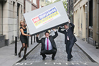 THE APPRENTICE LAUNCH