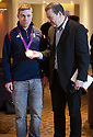 20/01/15<br /> <br /> ***FREE PHOTO FOR EDITORIAL USE***<br /> <br /> Olympic gold medal track cyclist, Philip Hindes MBE, at the opening of the Premier Inn in Harrogate, North Yorkshire.<br /> <br /> All Rights Reserved - F Stop Press.  www.fstoppress.com. Tel: +44 (0)1335 300098
