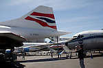 Seattle, Museum of Flight, historic airplanes, Concorde, Boeing 737, Boeing VC-137B, Air Force One, Boeing Field, Pacific Northwest,