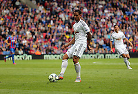 Pictured: Kyle Naughton of Swansea<br />