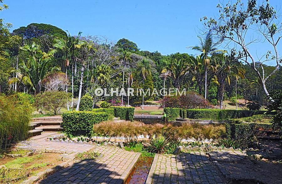 Hidrofitotério, Jardim Botânico, Sao Paulo. 2021. Foto Juca Martins