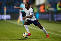 Raheem Sterling of England  <br /> Podgorica 25-3-2019 <br /> Football Euro2020 Qualification Montenegro - England <br /> Foto Daniel Chesterton / PHC / Insidefoto <br /> ITALY ONLY