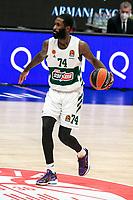 armani - Panatinaikos eurolega basket 2020-2021 - Milano 3 dicembre 2020 - nella foto: sant roos