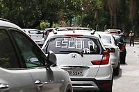 07/03/2021 - PROTESTO CONTRA O FECHAMENTO DE ESCOLAS EM CAMPINAS