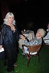 MARISA STIRPE E ASSUNTA ALMIRANTE<br /> SERATA ORGANIZZATA DAL PROFESSOR VIETTI ALLA CASINA DELL'AURORA ROMA 2007