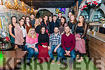 Aisling O'Dwyer and Simon Bowes both from Killarney celebrated their engagement surrounded by friends and family in the Shire Cafe, Killarney last Sunday night.