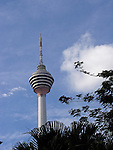 View at the KL-Tower.