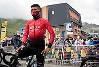 Nairo Quintana (COL/Arkea Samsic)<br /> <br /> Stage 16 from El Pas de la Casa to Saint-Gaudens (169km)<br /> 108th Tour de France 2021 (2.UWT)<br /> <br /> ©kramon