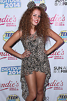 BEVERLY HILLS, CA, USA - AUGUST 09: Mahogany Lox at the DigiTour and Candie's Official Teen Choice Awards 2014 Pre-Party held at The Gibson Showroom on August 9, 2014 in Beverly Hills, California, United States. (Photo by Xavier Collin/Celebrity Monitor)