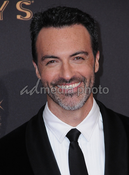10 September  2017 - Los Angeles, California - Reid Scott. 2017 Creative Arts Emmys - Arrivals held at Microsoft Theatre L.A. Live in Los Angeles. Photo Credit: Birdie Thompson/AdMedia