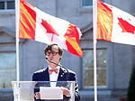 Marc-Andre Fabien, PyeongChang 2018. <br />