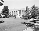 Haggar Hall - The University of Notre Dame Archives