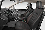 Front seat view of a 2015 Ford ECOSPORT TITANIUM 5 Door SUV Front Seat car photos