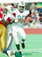 Kenny Wilhite San Antonio Texans 1995. Photo F. Scott Grant
