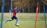 Gai Assulin continuing his training at Rangers