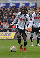 ATTENTION SPORTS PICTURE DESK<br /> Pictured: Nathan Dyer of Swansea<br /> Re: Coca Cola Championship, Swansea City Football Club v Newcastle United at the Liberty Stadium, Swansea, south Wales. 13 February 2010
