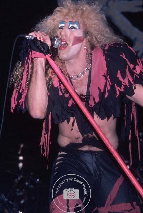 Twisted Sister, Dee Snider,