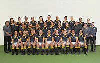 131005 Women's Rugby - Wellington Pride Team Photo