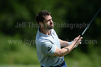 Actor Kelvin Fletcher during The 2017 Celebrity Cup golf tournament at the Celtic Manor Resort, Newport, South Wales. 1.07.2017 <br /> <br /> <br /> Jeff Thomas Photography -  www.jaypics.photoshelter.com - <br /> e-mail swansea1001@hotmail.co.uk -<br /> Mob: 07837 386244 -