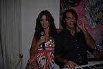 DANIELA MARTANI E DJ ALFONSO RUSSO<br /> PARTY DI PAOLO PAZZAGLIA<br /> PALAZZO FERRAJOLI ROMA 2009