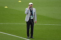 Gianluca Vialli of Italy prior to the Uefa Euro 2020 Final football match between Italy and England at Wembley stadium in London (England), July 11th, 2021. Photo Andrea Staccioli / Insidefoto