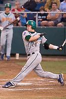 July 19, 2007: Boise Hawks' Josh Donaldson at-bat against the Everett AquaSox in a Northwest League game at Everett Memorial Stadium in Everett, Washington.