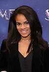 """Storm Lever attends the Meet & Greet for """"Summer: The Donna Summer Musical"""" on March 8, 2018 at the New 42nd Street Studios,  in New York City."""