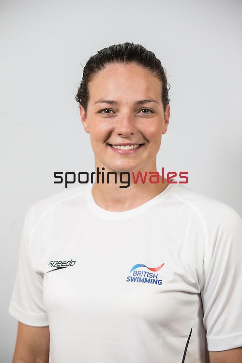 Team GB Rio Olympics marathon swimming team.<br /> Keri Anne Payne.<br /> Wales National Swimming Pool<br /> 26.07.16<br /> ©Steve Pope Sportingwales