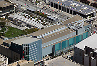 aerial photograph of the Metreon, SOMA, San Francisco, California