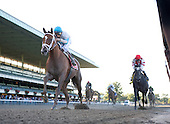 Super Saturday at Belmont Park - 10/2/10