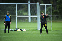 191019 A-League Football - Wellington Phoenix Training