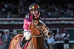 #8 Got Stormy ridden by Tyler Gaffalione wins the Fasig-Tipton De La Rose Stakes. Aug. 3 2109 :during racing at Saratoga Race Course in Saratoga Springs, New York. Robert Simmons/Eclipse Sportswire/CSM