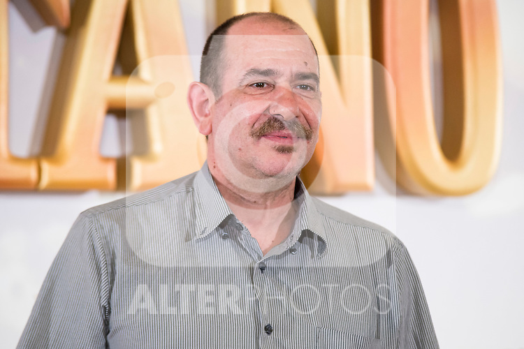 "Actor Karra Elejalde pose during ""Rey Gitano"" film presentation at Palafox Cinemas in Madrid, Spain. July 09, 2015.<br />  (ALTERPHOTOS/BorjaB.Hojas)"