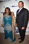 Aretha Franklin & William Wilkerson.attends the BET Honors 2012 Pre-Honors dinner at the Corcoran Gallery of Art on January 13, 2012 in Washington, DC.