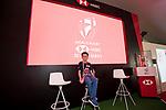 HSBC Hexagon Suite at the HSBC Sevens Village during the HSBC Hong Kong Rugby Sevens 2018 on 06 April 2018, in Hong Kong, Hong Kong. Photo by Yu Chun Christopher Wong / Power Sport Images