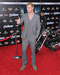 Chris Hemsworth at Marvel's The Avengers World Premiere held at The El Capitan Theatre in Hollywood, California on April 11,2012                                                                               © 2012 DVS/Hollywood Press Agency