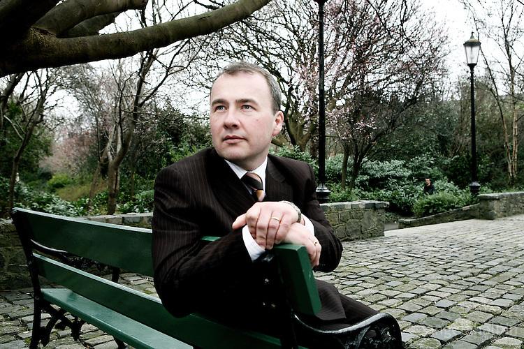 Conor Brennan, Deputy Chief Executive, Chambers Ireland