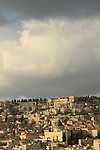 Israel, Lower Galilee, the Church of the Annunciation at the heart of Nazareth