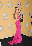 Sofia Vergara attends the 18th Annual Screen Actors Guild Awards held at The Shrine Auditorium in Los Angeles, California on January 29,2012                                                                               © 2012 Hollywood Press Agency