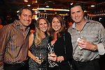 From left: Rick and Kristin Brice with Donna and Clay Jeansonne at the second annual Texas Children's Cancer Center Casino Night Cruise in Kemah Friday Oct. 08, 2010. (Dave Rossman/For the Chronicle)