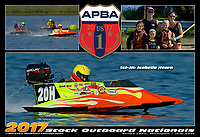 20H   (Outboard Hydroplane)