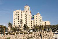 Cuba, Habana, Hotel Nacional de Cuba